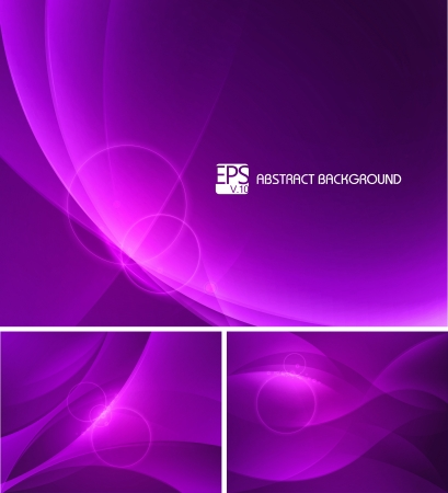 opaque: Purple abstract background