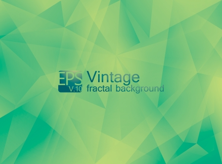 overlapping: Vintage abstract background Illustration