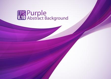 viso: Fondo abstracto de color violeta
