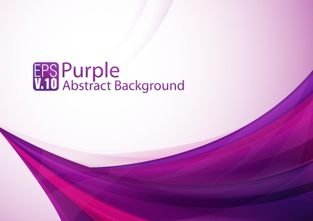 sheen: Purple abstract background