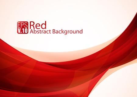 赤抽象的な背景