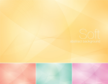 Soft Abstract Background Stock Vector - 21122455
