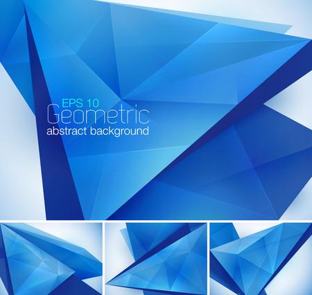 lineas rectas: Fondo abstracto geométrico Vectores