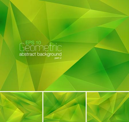 starr: Geometrische abstrakte Hintergrund