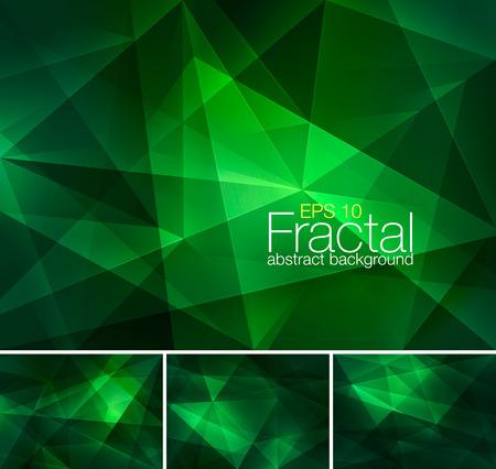 Fractal abstract background Stok Fotoğraf - 39244163