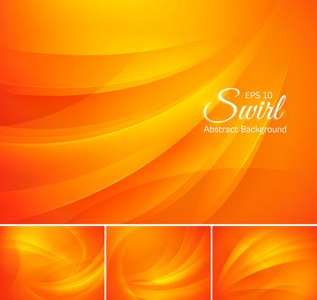Swirl abstrakten Hintergrund