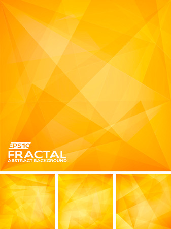 shatter: Fractal Abstract Background Illustration