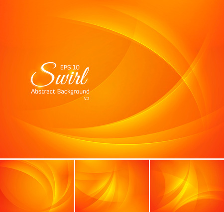 Swirl abstract background series, file format EPS 10 Illustration