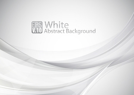 silver: Clean abstract background