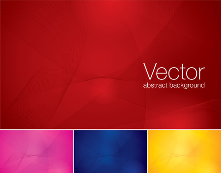 Vector abstract background series.