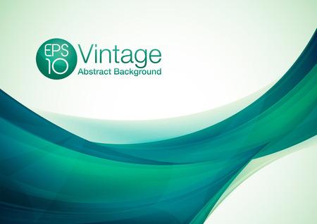 Serie del fondo del extracto de la vendimia, adecuado para su elemento de diseño y el fondo