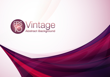 purple background: Vintage abstract background series, suitable for your design element and background Illustration