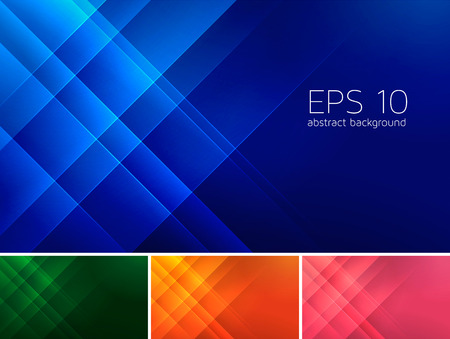 rectangle: Vector diagonal and stripes abstract background. Suitable for your design element and background