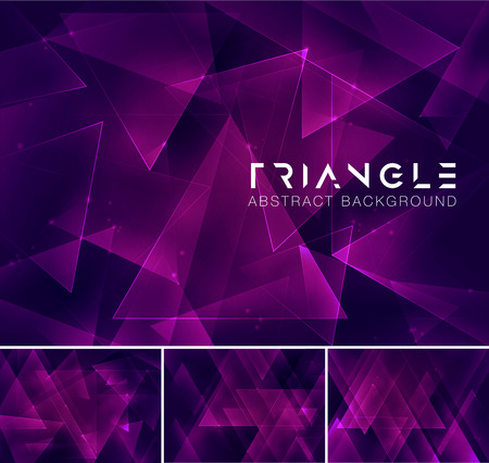 low poly: Triangular abstract background. Low poly and geometric vector background series, suitable for design element and web background