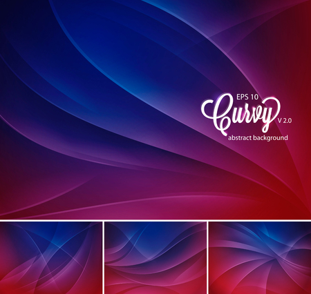 sheen: Curvy abstract. Suitable for your design element.