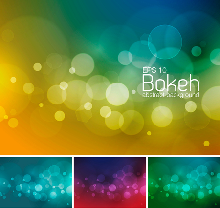 duo tone: Blur and unfocused vector abstract background. Suitable for your design element or web background