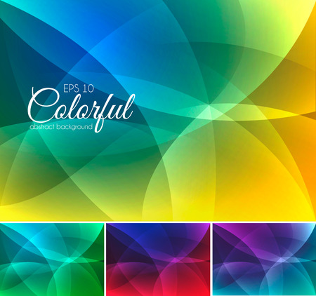 Colorful abstract background. Suitable for design element or web background