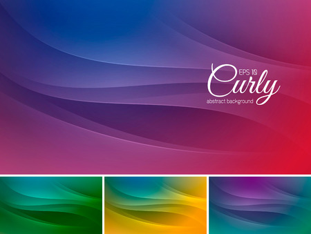whirl: curly abstract background. Suitable for your design element and web background