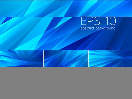 Fraktalauszug, niedrige Polyvektorserie, passend für Gestaltungselement und Netzhintergrund Standard-Bild - 88937604