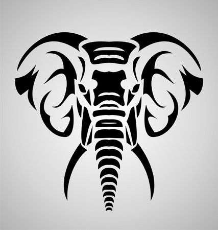 elefánt: Elephant Tribal