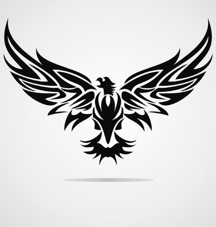 predatory: Eagle Bird Tribal