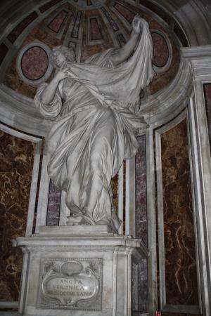 St.Veronica -Vatican-Roma-Italy