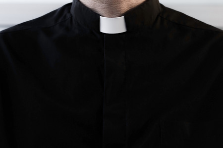 Priest without a face