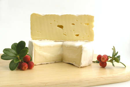 brie: brie and camembert