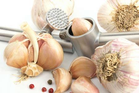 garlic Stock Photo - 299280