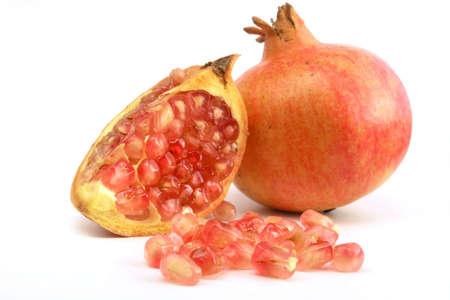 Frutas: granada  Foto de archivo - 299211