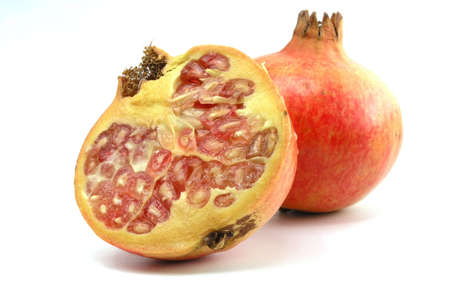 fruits: pomegranate