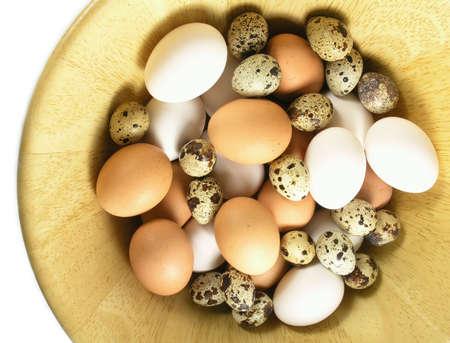 monella: huevos Foto de archivo