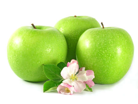 big green apple Stock Photo - 425050