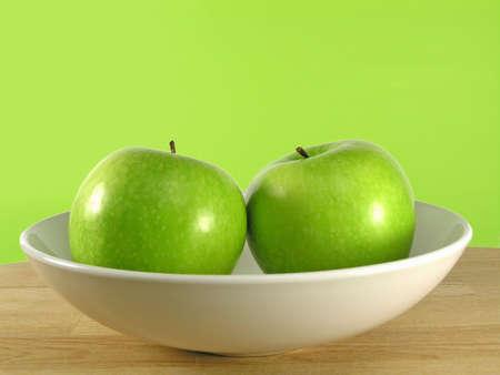 big green apple Stock Photo - 425042