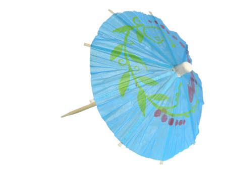 mini umbrella: Cocktail umbrella