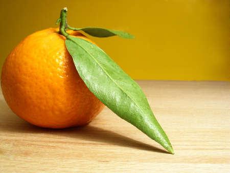 tangerine - exotic fruits