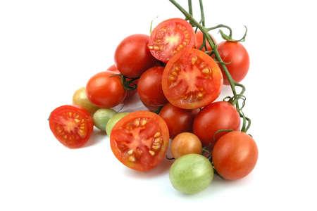 cherry tomato Stock Photo - 799193