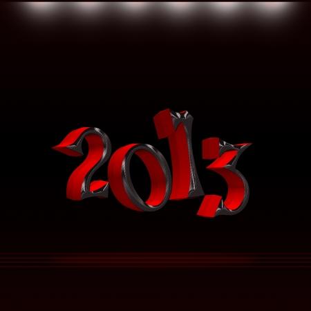 zahlen: 2013 Jahr