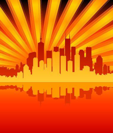 megalopolis: Sunburst City