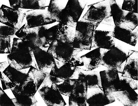 displacement map: Artistic surface texture effect for backgrounds, design treatments, masks, and displacement maps. Stock Photo