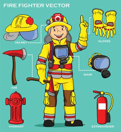 FIRE FIGHTER AND RESCUE