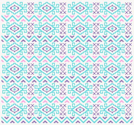 ethnic tribal pattern hipster