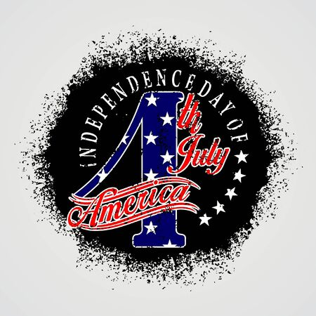 american of independent day 4th july