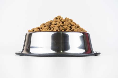 Pet food plates.