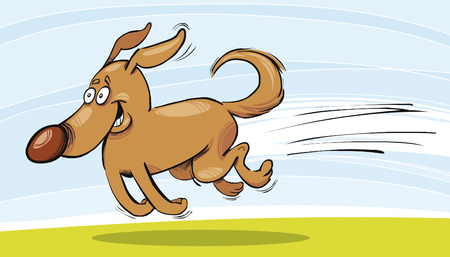 quick drawing: running dog