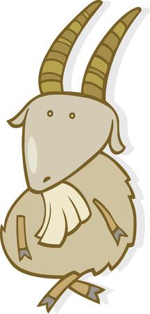 goat capricorn: capricorn zodiac sign