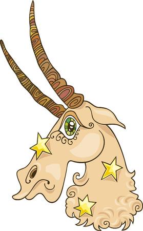 capricornio: signo de zodiaco Capricornio