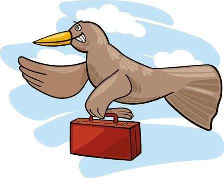 migraci�n: migraci�n de las aves  Vectores