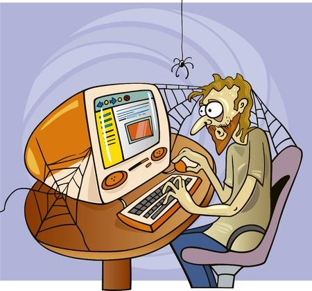 maniaco: maniacale utente internet