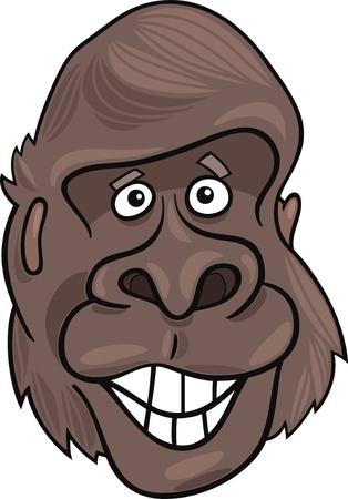 monkey clip: funny gorilla ape